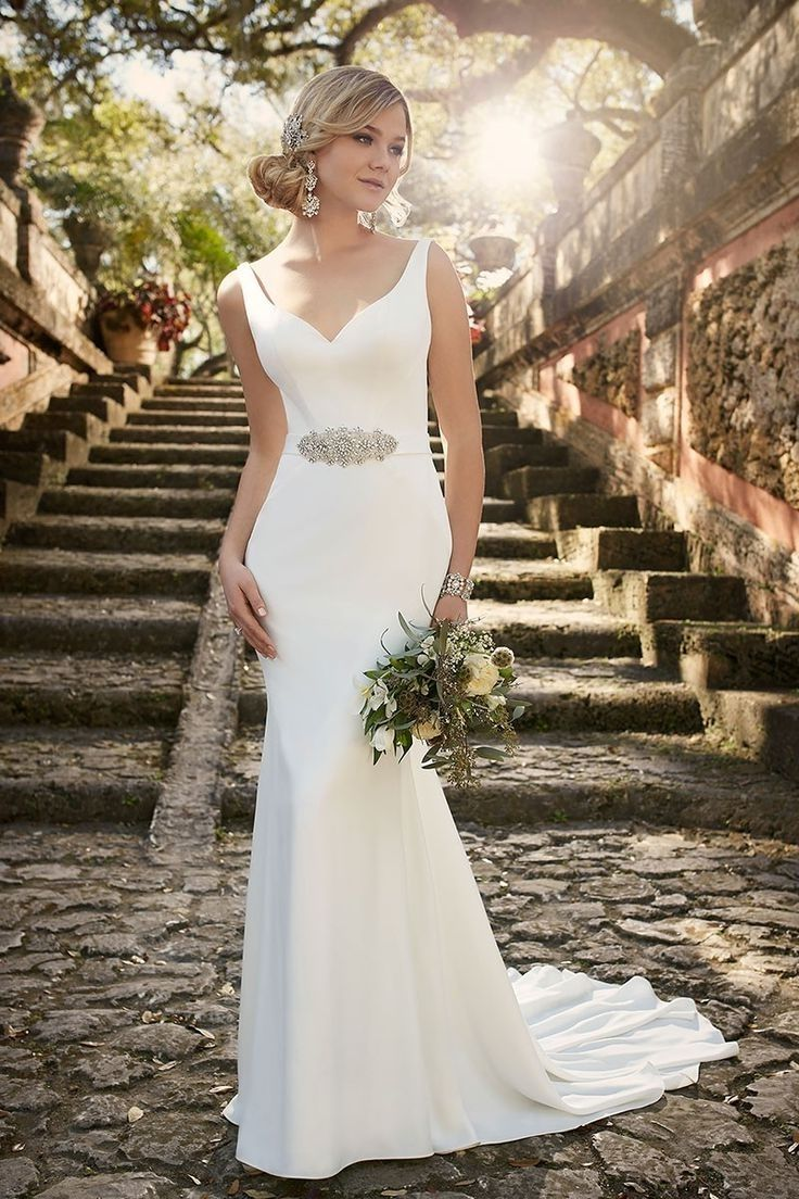 Wedding Dresses For Large Bust Small Waist Popular Wedding
