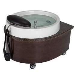 Pedicure Bowls With Drain Cbs Exquisite Pedicure And Accessories