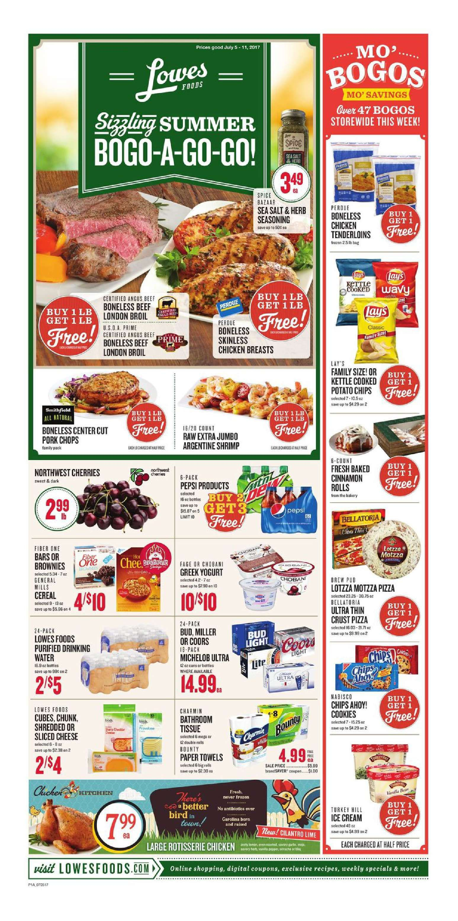 Lowes Weekly Ad July 5 – 11, 2017. View the Latest Flyer ...