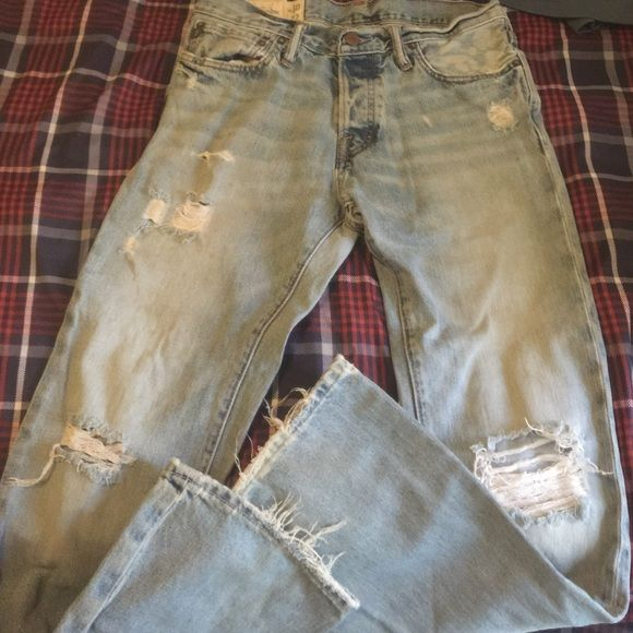 Abercrombie Jeans 30x32 Mens Abercrombie jeans in good condition Abercrombie & Fitch Jeans