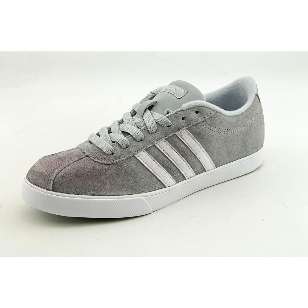e81d3d60312 Adidas Courtset W Women US 6 Gray Sneakers Blemish 15258  Adidas   FashionSneakers