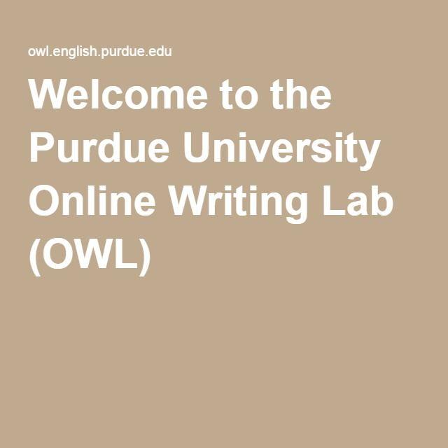 Purdue university essay