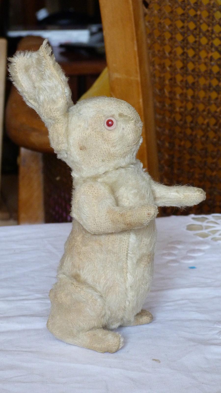 Vintage antique rare steiff holland rabbit 1907 Vintage