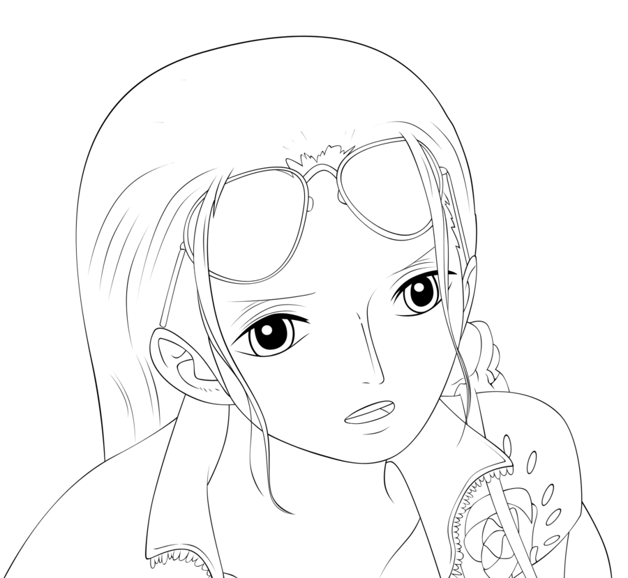 pin by spetri on lineart  one piece