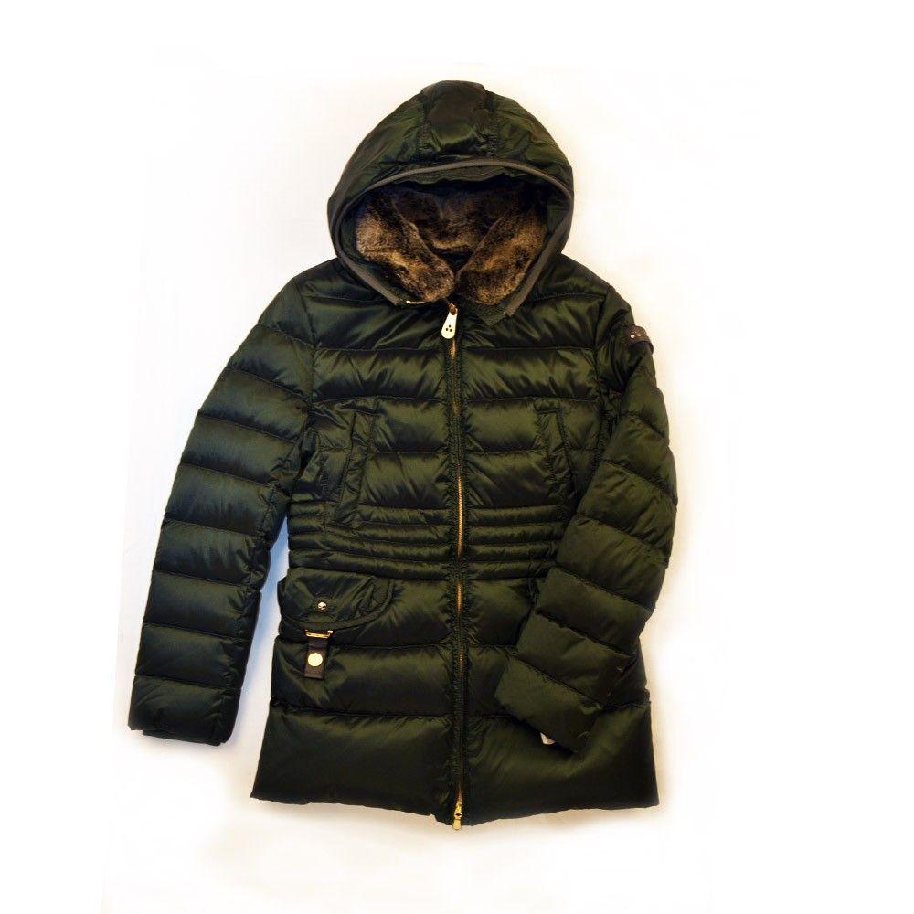 quality design 798c7 8e6f8 Piumino Peuterey Wave Kid | BAMBINA / abbigliamento ...