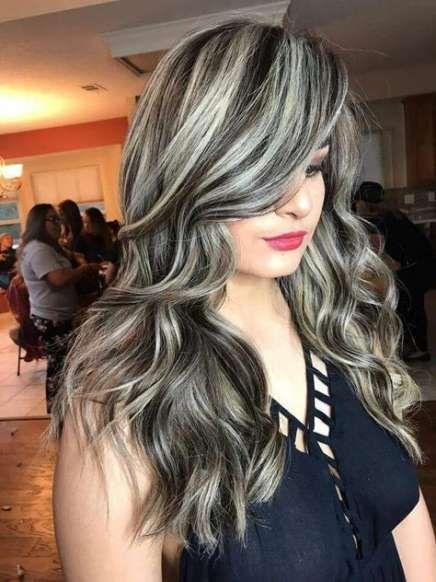 25+ ideas hair color winter asian
