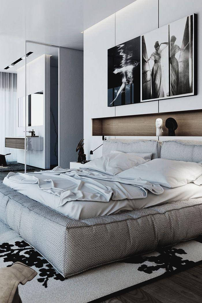 "envyavenue: ""Apartment in the W-Butique Tower. "" | Bedroom | Pinterest"