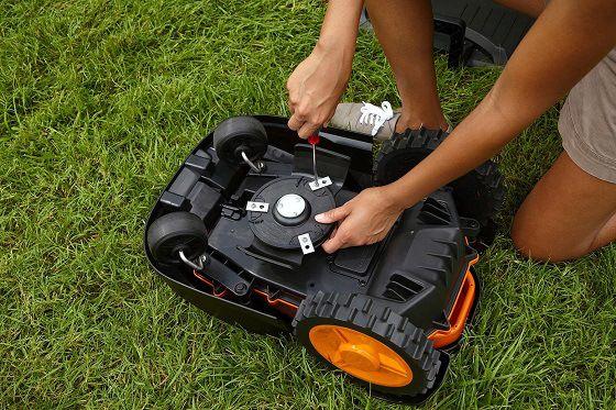 worx landroid m robotic lawn mower wg794 review patio lawn garden pinterest lawn mower. Black Bedroom Furniture Sets. Home Design Ideas