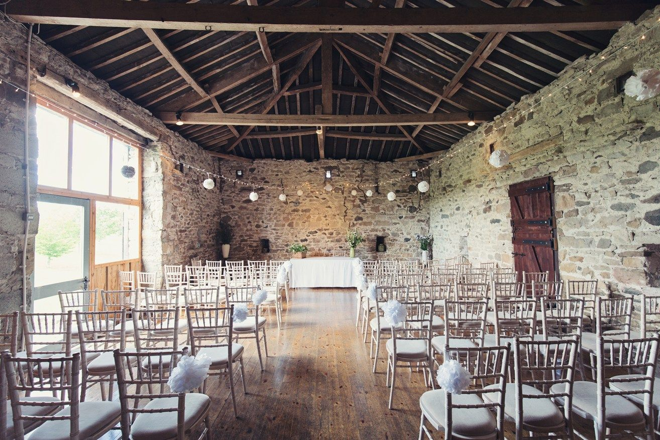 The Party Barn Wedding Venue Knipe Hall