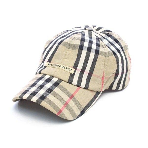 Burberry Golf Nova Check Cap  1eb567957516