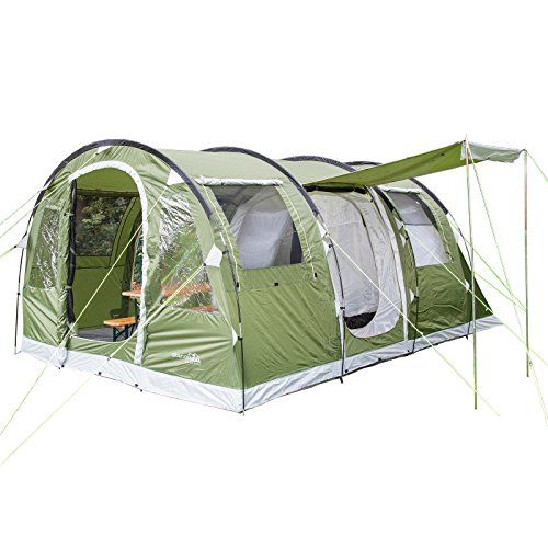 Skandika Gotland 4 Person-Man Family Tunnel Tent with Sewn-In Groundsheet  sc 1 st  Pinterest & Skandika Gotland 4 Person-Man Family Tunnel Tent with Sewn-In ...
