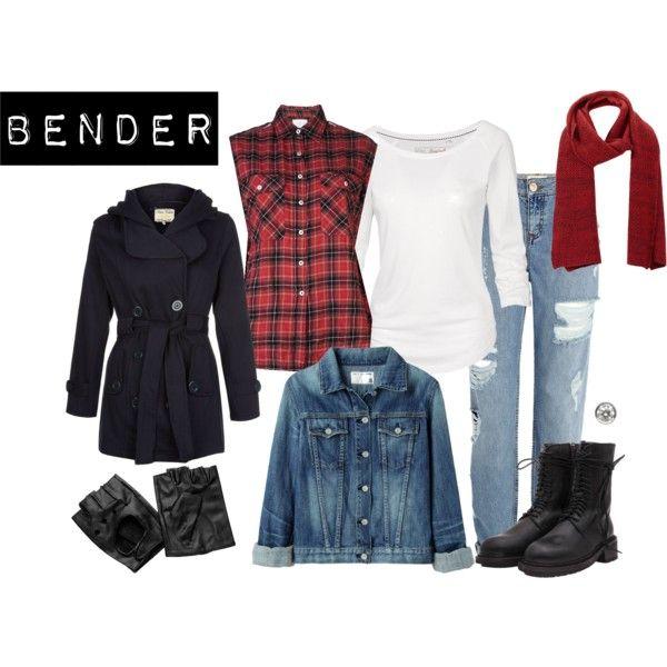 John Bender (The Breakfast Club) | Things to Wear | Pinterest ...