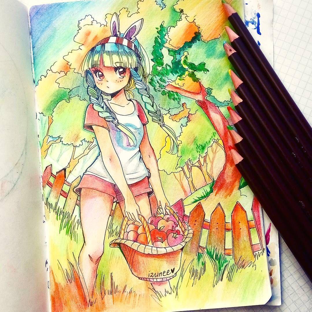 Izu Izunee Instagram Photos And Videos Anime Art Beautiful Anime Art Tutorial Art