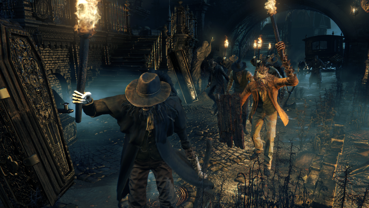 PS4 Exclusives Bloodborne, The Order: 1886 Teased for Game Awards - http://videogamedemons.com/news/ps4-exclusives-bloodborne-the-order-1886-teased-for-game-awards/