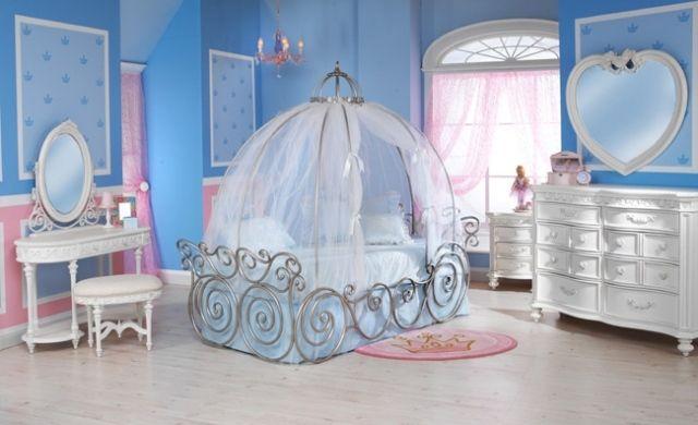 décoration chambre petite fille princesse actuelle | chambre zoe ...