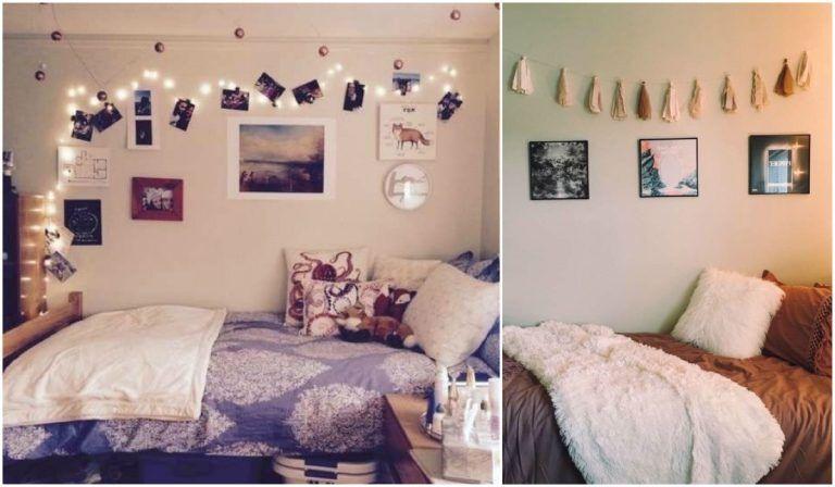 Al ver estas 14 ideas para decorar cuartos te darás cuenta que el tuyo en realidad es muy aburrido  Upsocl