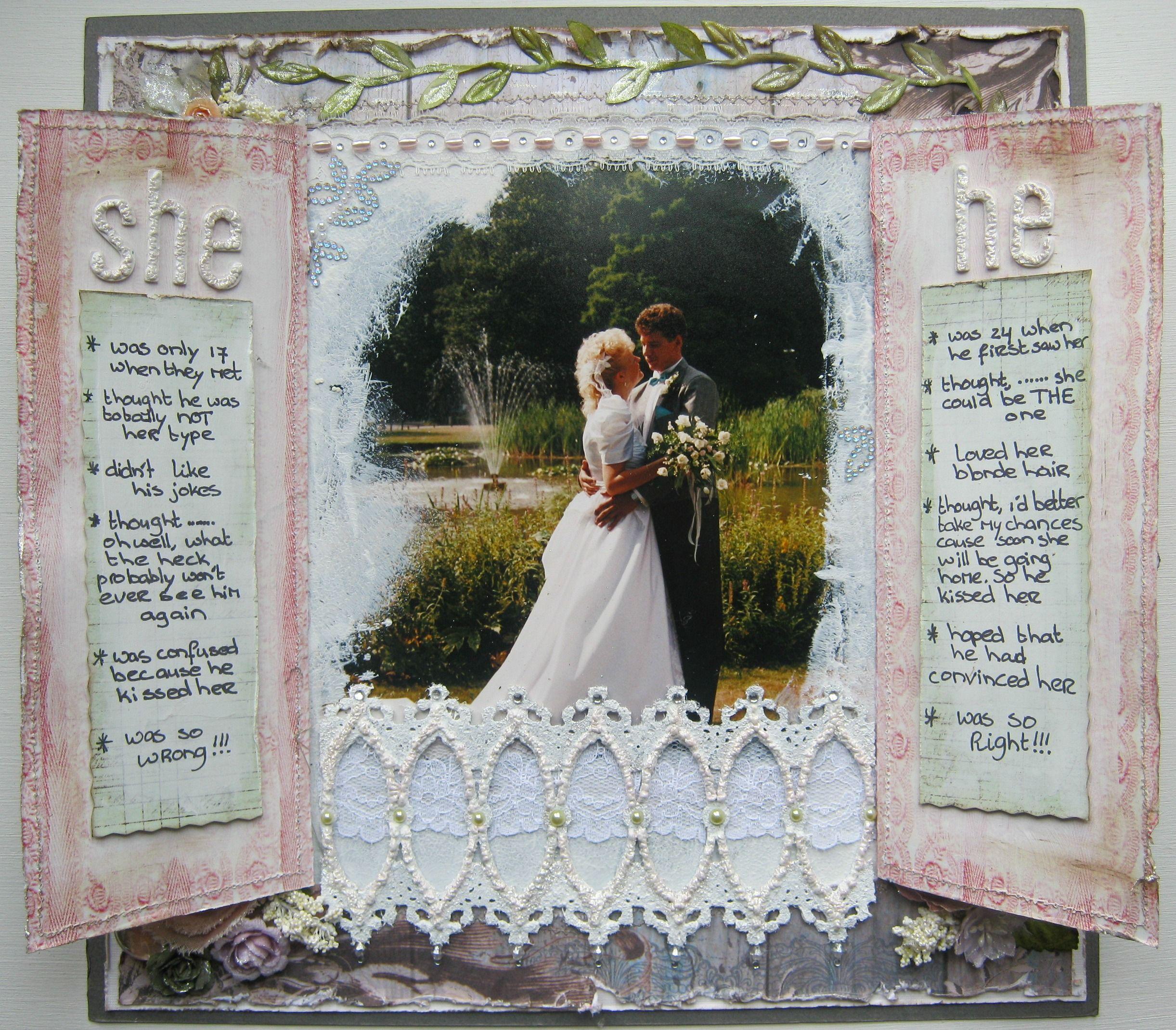 She He Inside ***Swirlydoos*** Wedding