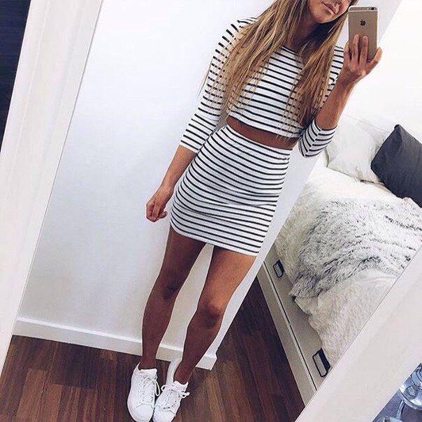 skirt + jacket
