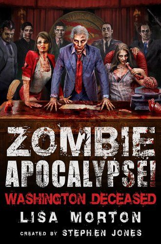 Zombie Apocalypse! Washington Deceased @ niftywarehouse.com #NiftyWarehouse #Zombie #Horror #Zombies #Halloween