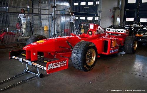 Ferrari F310B Schumacher 1997