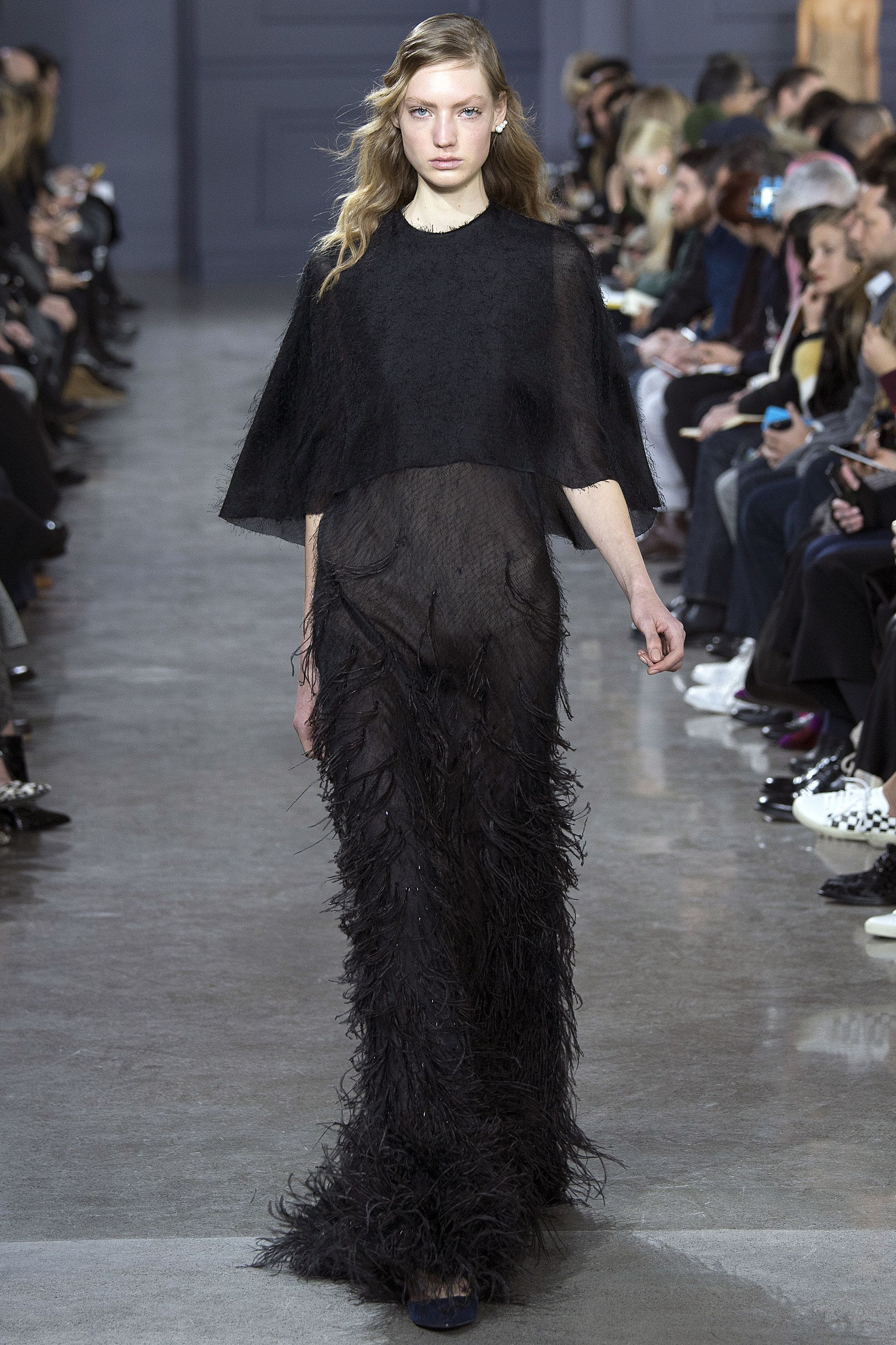 Jason Wu Collection Fall 2016 Ready to Wear Fashion Show in