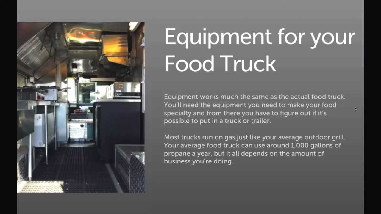 Starting a Food Truck BusinessFollow us on Facebook Page