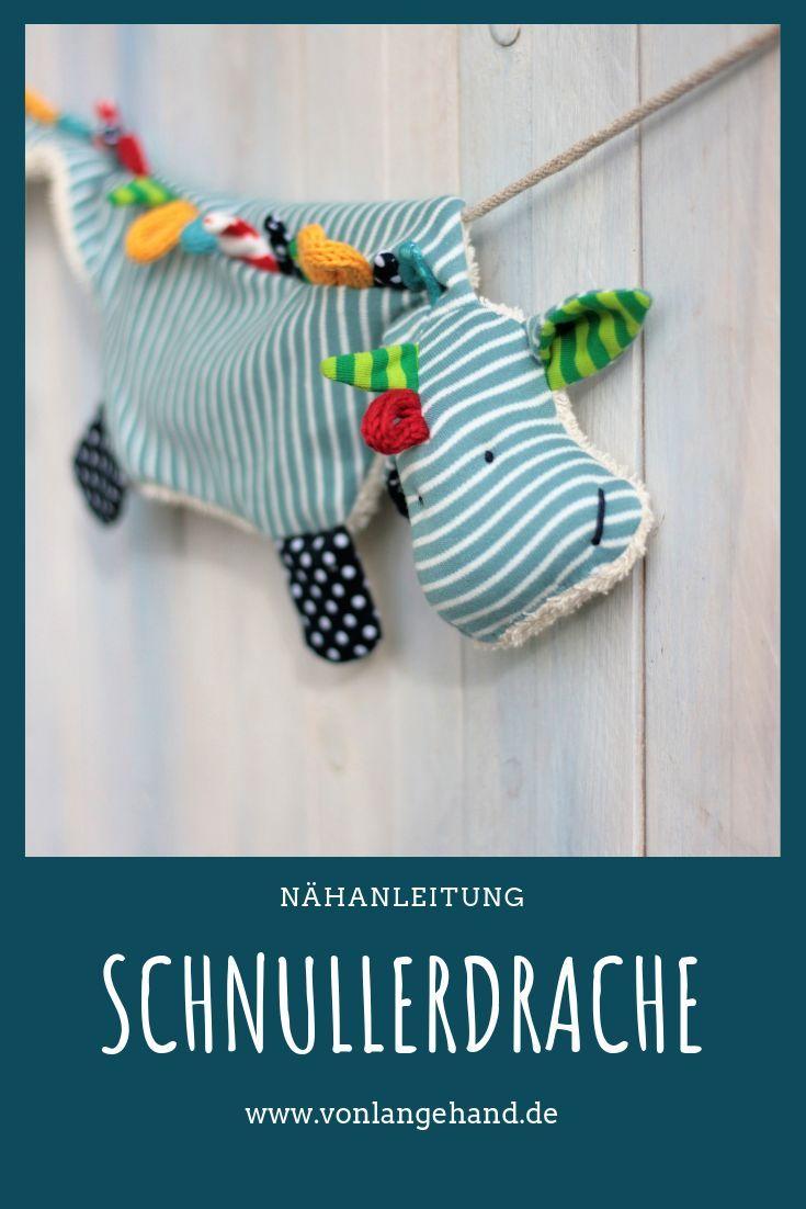 Photo of Ein Schnullerdrache ist das perfekte Geschenk für die Geburt. Er schützt die Schnauze des Babys …