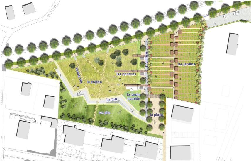 Construction de logements individuels en accession ZAC de la u0027Croix