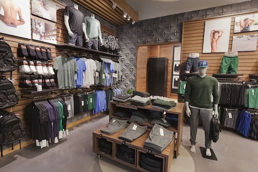 unique mens wear shop - Google Search | mens wear display ...
