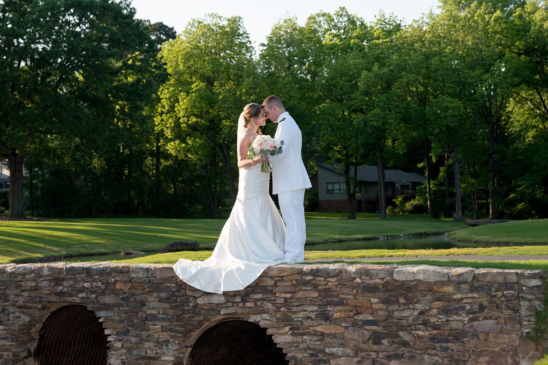 Bride and Groom at military wedding | Croasdaile Country Club | Durham, NC | Kierstyn Peterson Photography