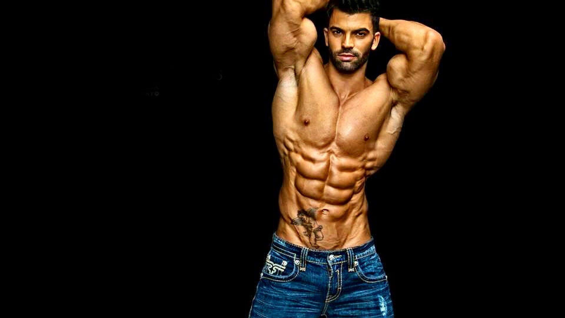 build muscle get ripped without steroids