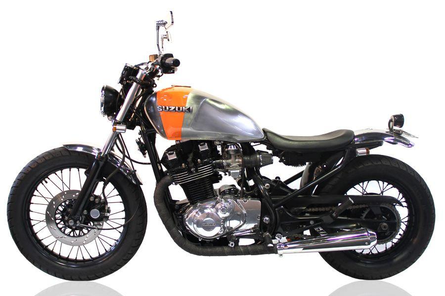 1984 - Suzuki GR650