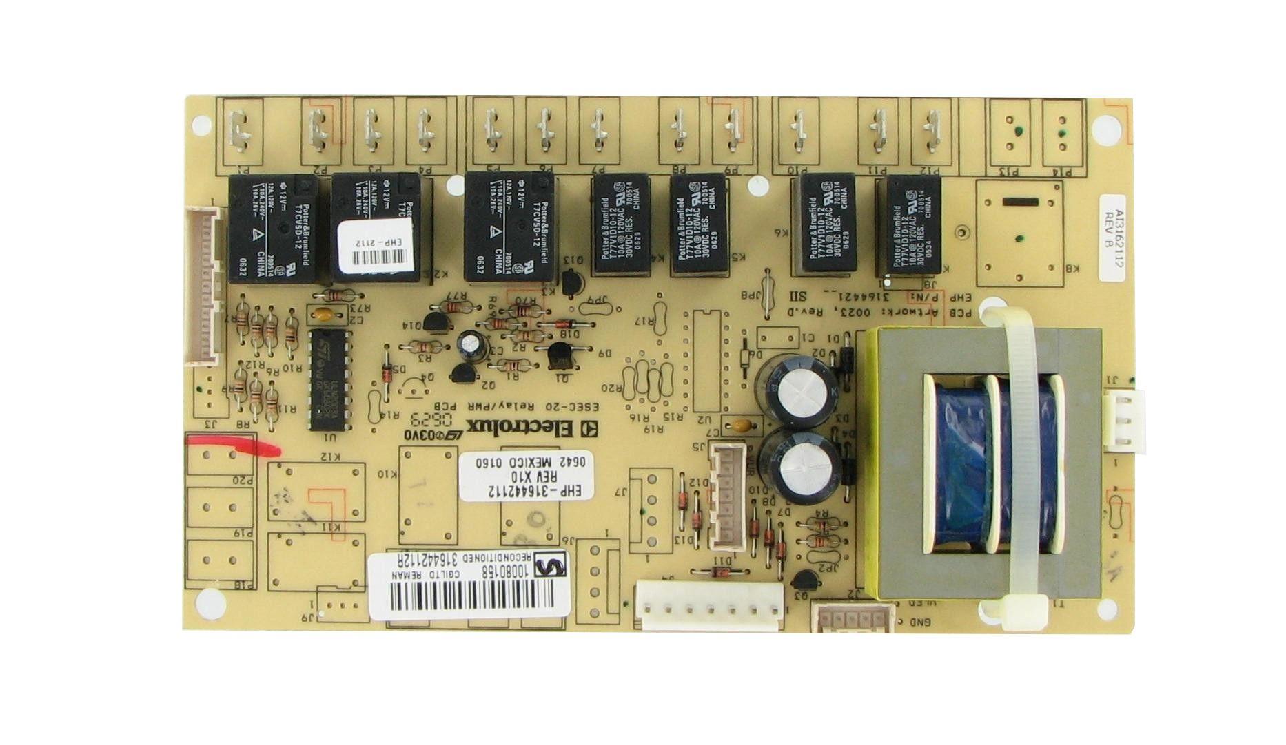 Frigidaire Electrolux Kenmore 154776601 Dishwasher Control Board Frigidaire Dishwasher Diswasher Frigidaire