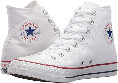 New Converse Optical White M7650 - HI TOP Size 6 M US Women / 4 M US Men online shopping #whiteallstars