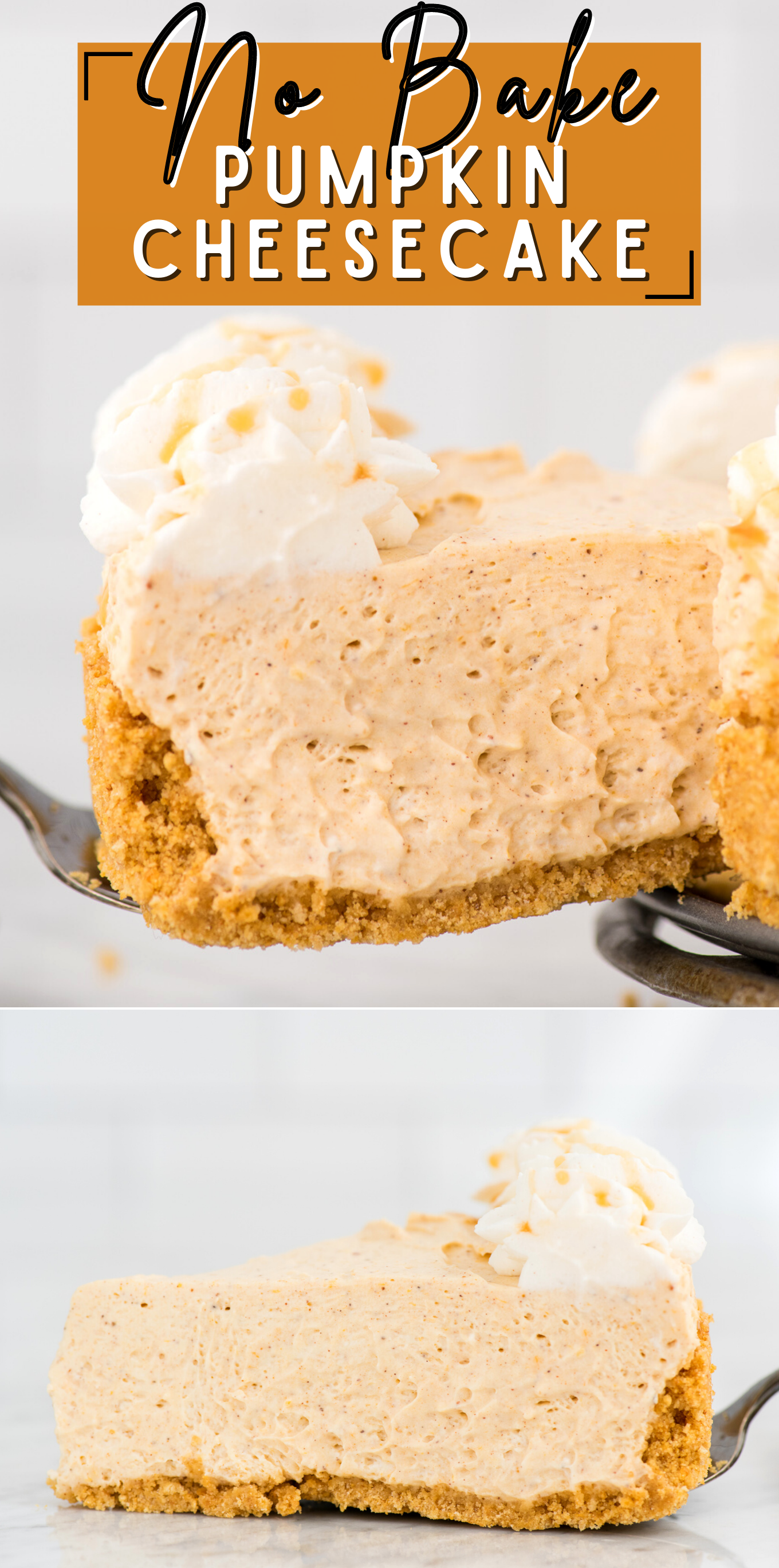 Learn How To Make No Bake Pumpkin Cheesecake Without Condensed Milk Or Gelatin This No Bake Cheesecake Is In 2020 Sweet Recipes Desserts Baked Pumpkin Dessert Recipes