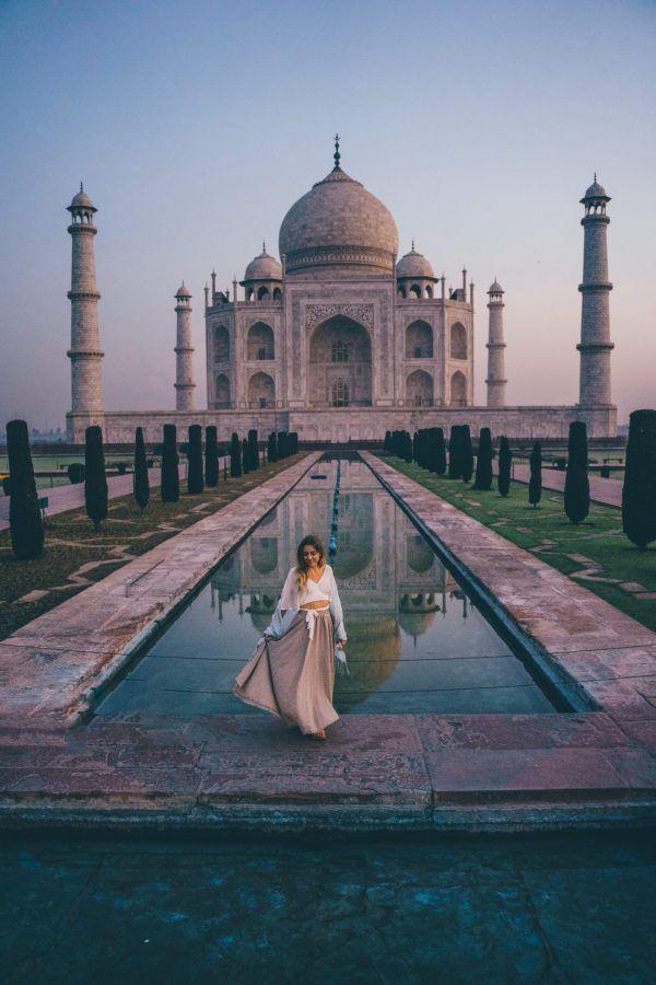 Photography Guide to the Taj Mahal