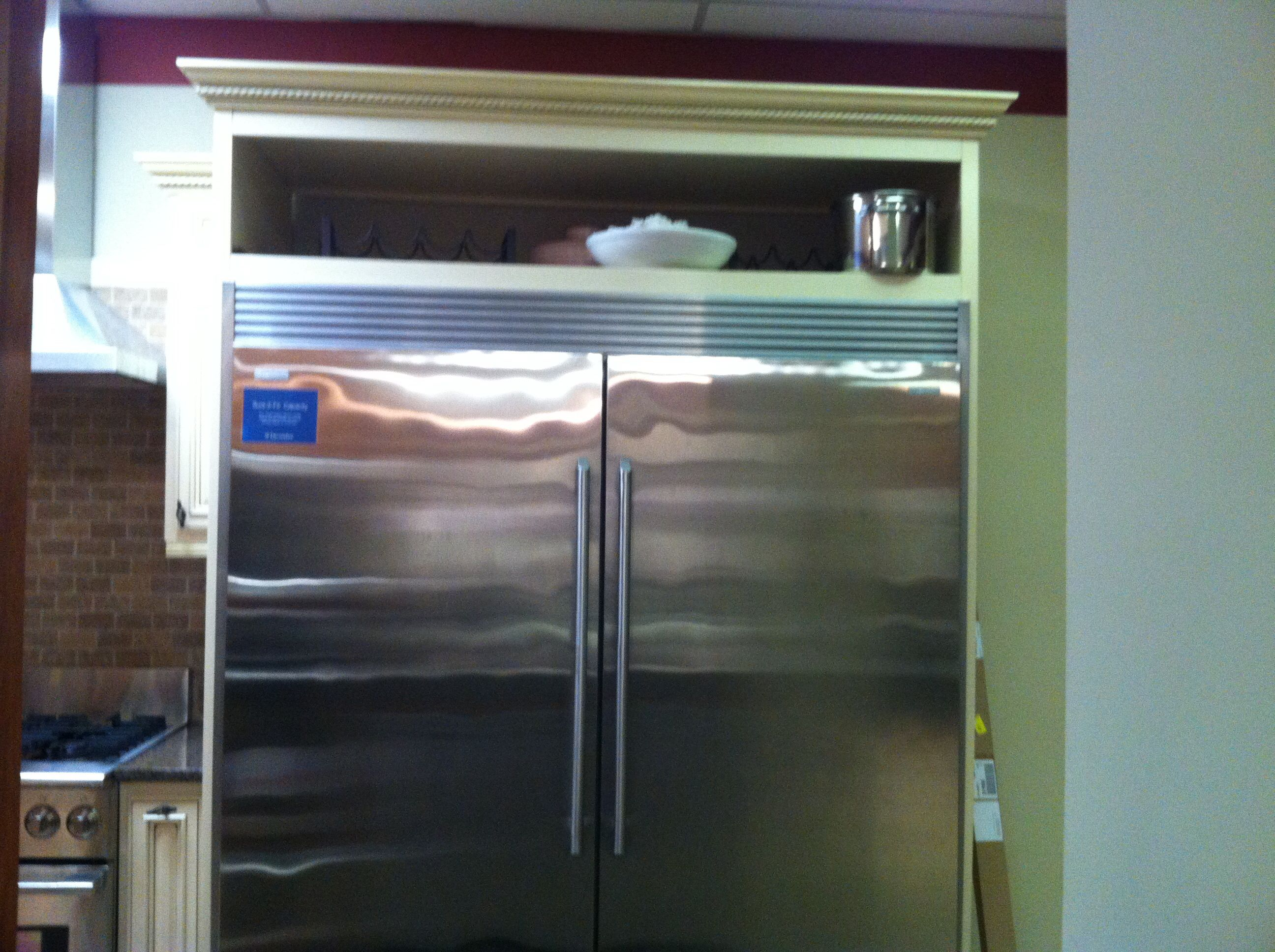 Electrolux All Fridge And All Freezer 64 Quot Total Width 84
