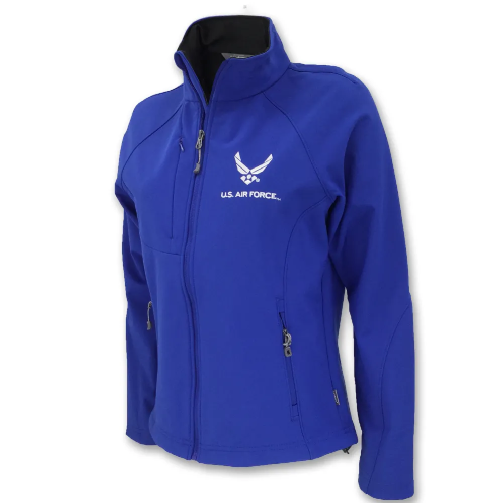 Air force ladies soft shell jacket in 2020 Air force