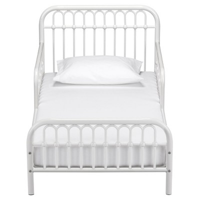 Monarch Hill Kids Ivy Metal Toddler Bed - White - Little ...