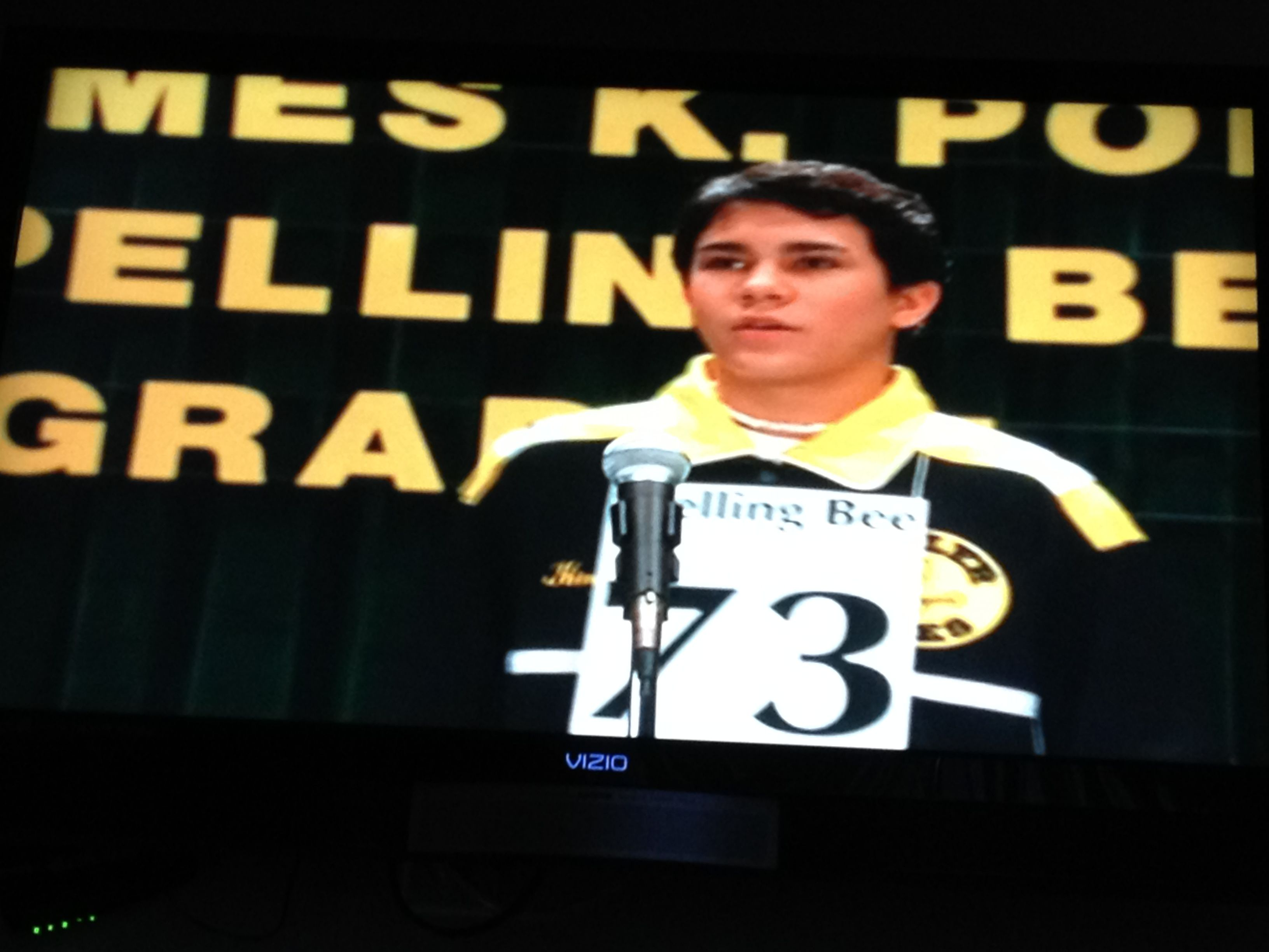 Young Carlos on Ned's Declassified School Survival Guide