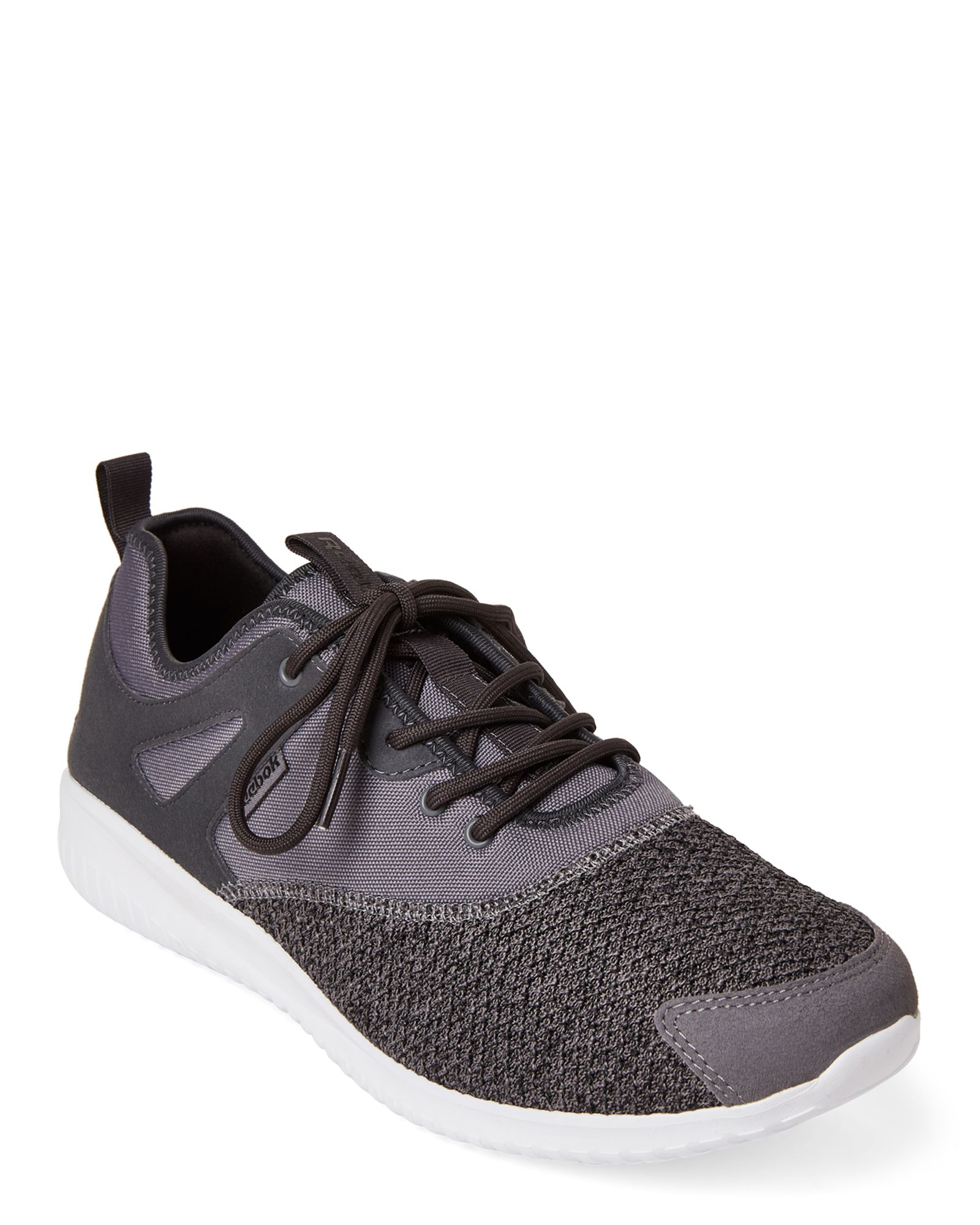 168a067a50b Reebok Shark   Solid Grey Stylescape 2.0 Arch Low-Top Sneakers