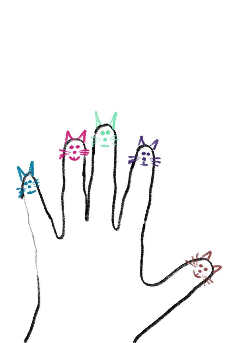 Katzen Malen Leicht Gemacht Ideen Fur Kinder Und Anfanger Kreativsein Blog Katze Malen Malen Mit Kindern Malen Lernen