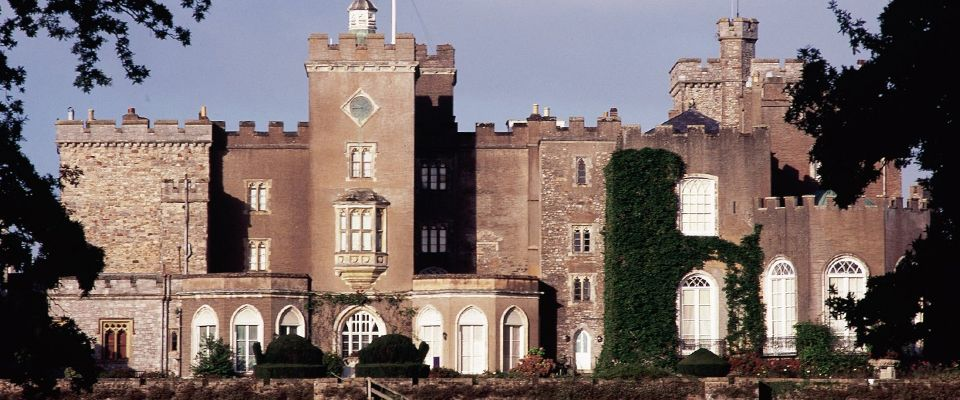 Powderham Castle in Devon Been here beautiful inside ...