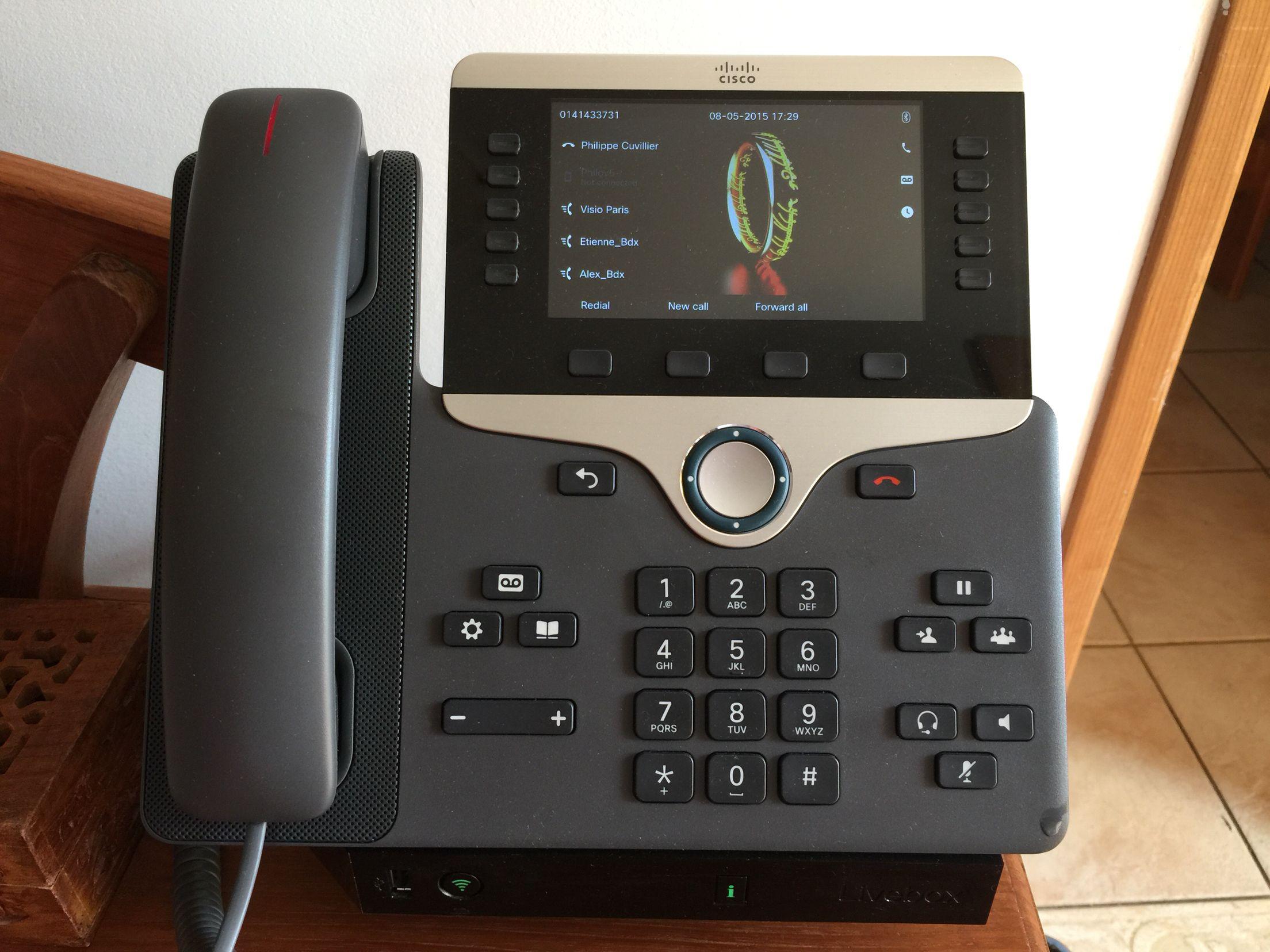 Cisco 8800 8851 vpn | Phones cisco 8800 | Phone, Office