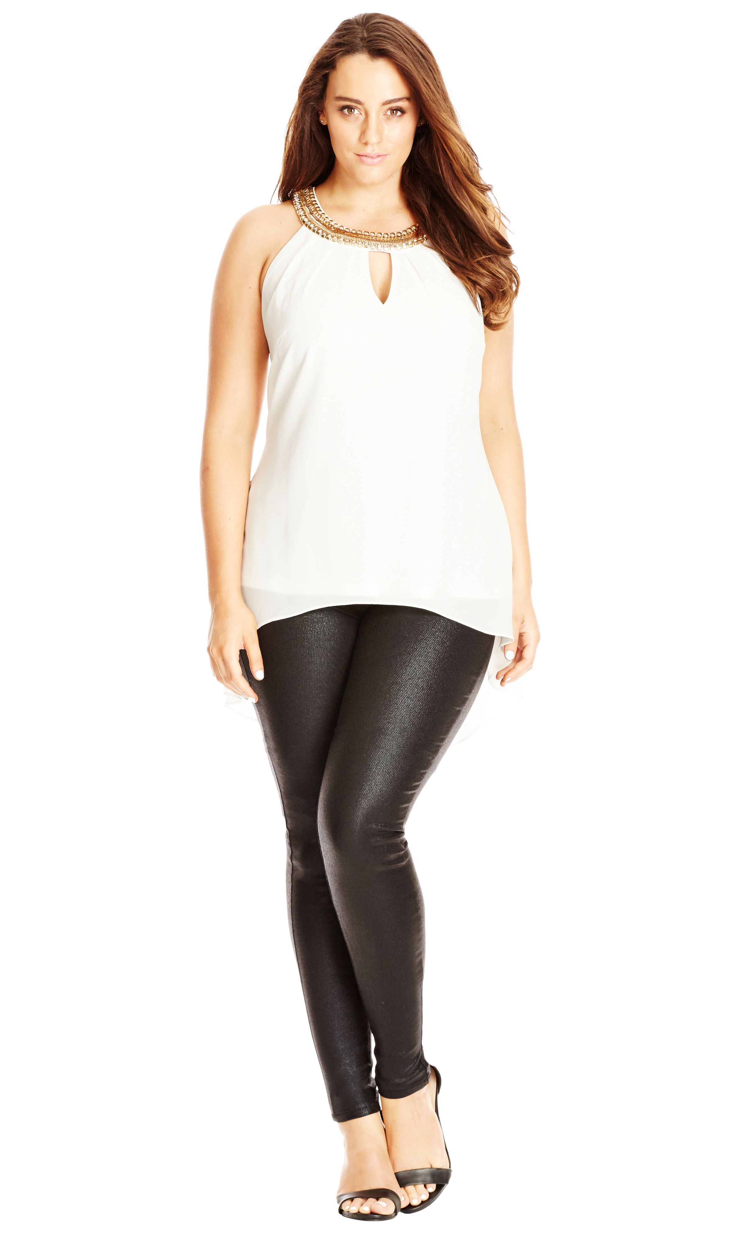 0cdcdd71744 City Chic Sultry Skinny Jeans - Women s Plus Size Fashion City Chic - City  Chic Your Leading Plus Size Fashion Destination  citychic  citychiconline  ...