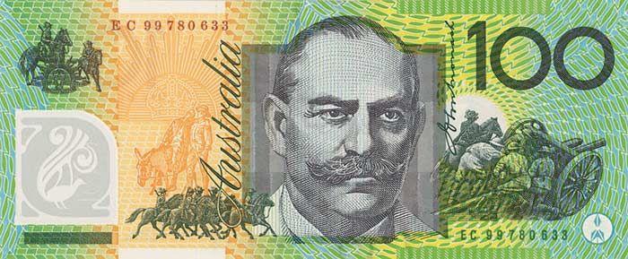 100 Banknote Bank Notes Dollar Note Dollar Banknote