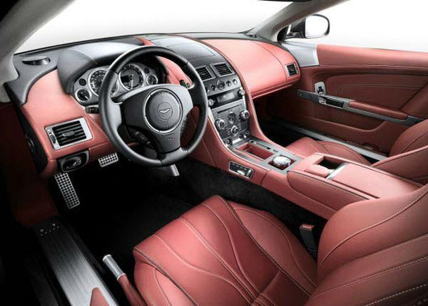 Aston Martin Vanquish S Interior Aston Martin Pinterest - 2018 aston martin db9