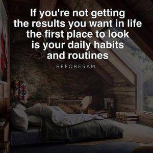 #Habits