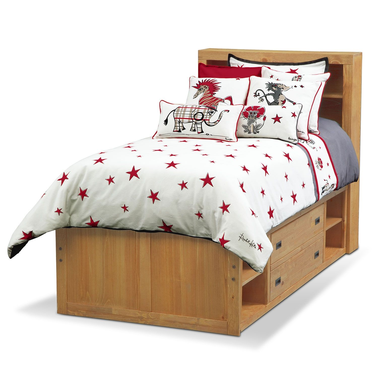 Accent and Occasional Furniture - Punker Boys Twin Bedding Set | The ...
