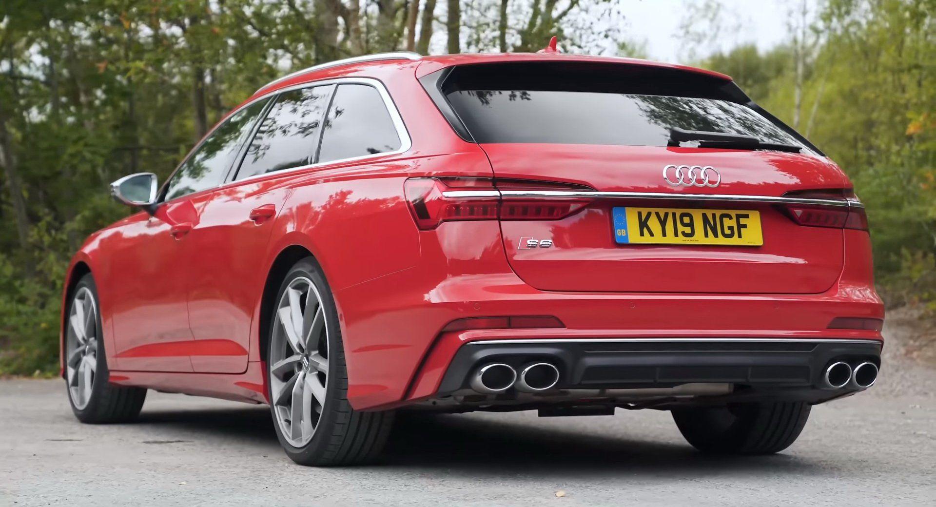 Der Neue 2020 S6 Von Audi Hat Die Wutendsten Falschungen Auf Dem Markt Audi Auf Autodasalleinefahrt Autodasfliegenkann Autodasmit Audi S6 Audi Exhausted